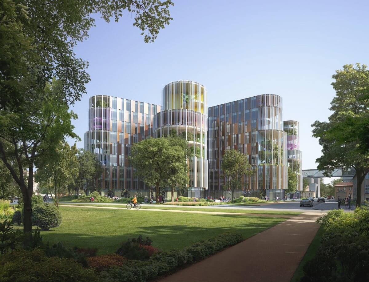 3XN architects to design world's best children's hospital