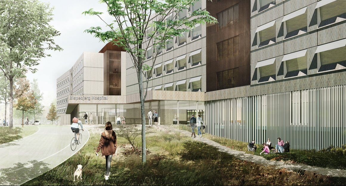 Bispebjerg Hospital issues 200 Million Euro Design and Build